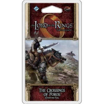 The Lord of the Rings LCG: The Crossings of Poros Adventure Pack