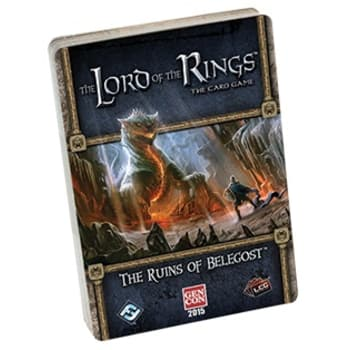 The Lord of the Rings LCG: The Ruins of Belegost Adventure Pack