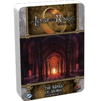 The Lord of the Rings LCG: The Mines of Moria Custom Scenario Kit