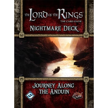The Lord of the Rings LCG: Journey Along the Anduin Nightmare Deck