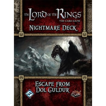 The Lord of the Rings LCG: Escape from Dol Guldur Nightmare Deck