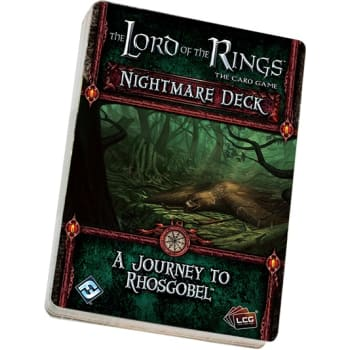 The Lord of the Rings LCG: A Journey to Rhosgobel Nightmare Deck