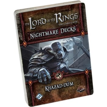 The Lord of the Rings LCG: Khazad-dum Nightmare Deck