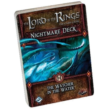 The Lord of the Rings LCG: The Watcher in the Water Nightmare Deck