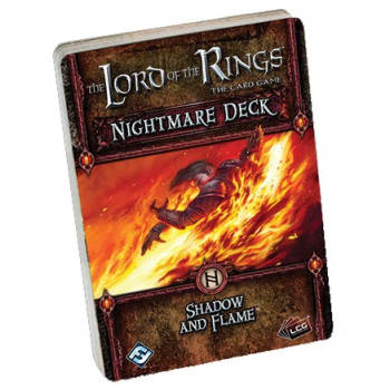The Lord of the Rings LCG: Shadow and Flame Nightmare Deck