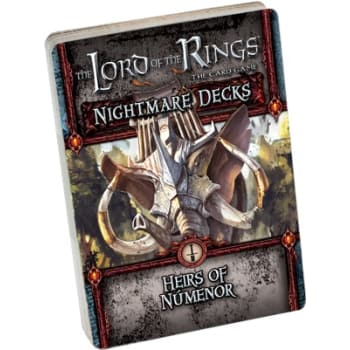 The Lord of the Rings LCG: Heirs of Numenor Nightmare Deck
