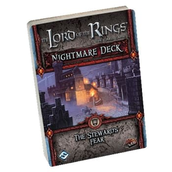 The Lord of the Rings LCG: The Steward's Fear Nightmare Deck