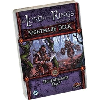 The Lord of the Rings LCG: The Dunland Trap Nightmare Deck