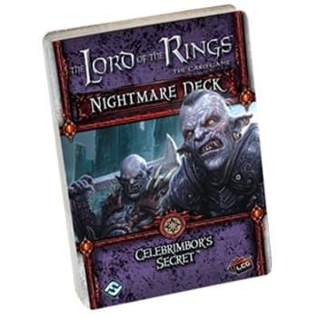 The Lord of the Rings LCG: Celebrimbor's Secret Nightmare Deck
