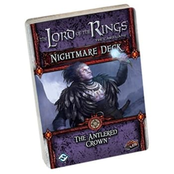 The Lord of the Rings LCG: The Antlered Crown Nightmare Deck