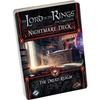 The Lord of the Rings LCG: The Dread Realm Nightmare Deck