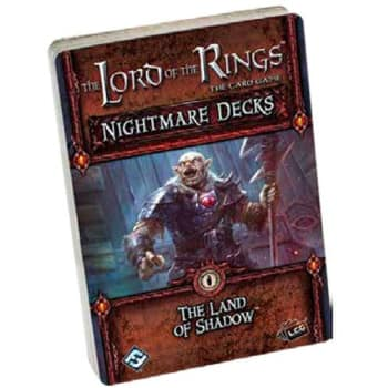 The Lord of the Rings LCG: The Land of Shadow Nightmare Deck