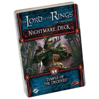 The Lord of the Rings LCG: Temple of the Deceived Nightmare Deck