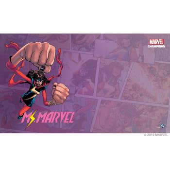 Marvel Champions LCG: Ms. Marvel Game Mat