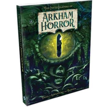 Arkham Horror Novel: The Investigators of Arkham Horror
