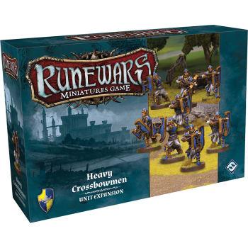 Runewars The Miniatures Game: Heavy Crossbowmen Unit Expansion