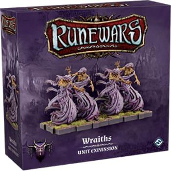 Runewars The Miniatures Game: Wraiths Unit Expansion