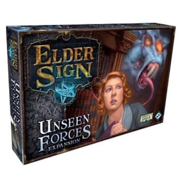 Elder Sign: Unseen Forces Expansion