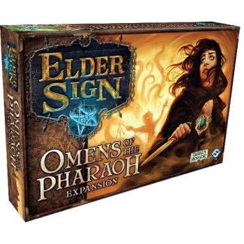 Elder Sign: Omens of the Pharaoh Expansion