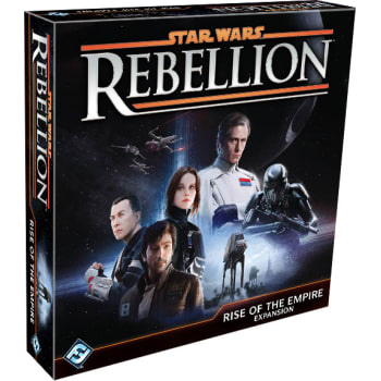 Star Wars: Rebellion: Rise of the Empire Expansion