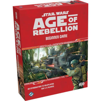 Star Wars: Age of Rebellion: Beginner Game