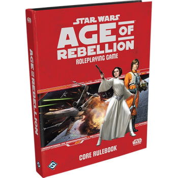 Star Wars: Age of Rebellion: Core Rulebook
