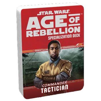 Star Wars: Age of Rebellion: Commander Tactician Specialization