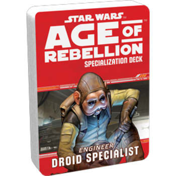 Star Wars: Age of Rebellion: Droid Specialist Specialization Deck