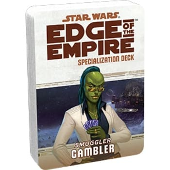 Star Wars: Edge of the Empire: Smuggler Gambler Specialization