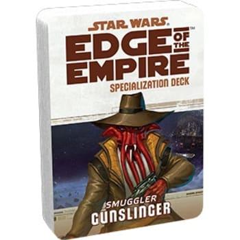 Star Wars: Edge of the Empire: Smuggler Gunslinger Specialization