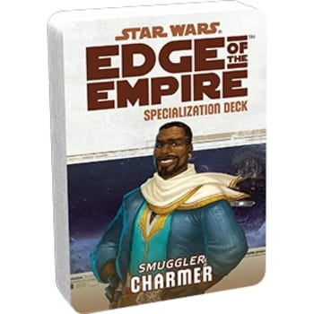 Star Wars: Edge of the Empire: Smuggler Charmer Specialization Deck