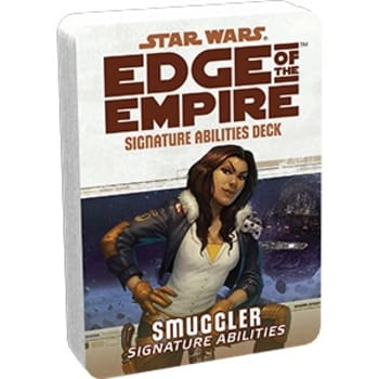 Star Wars: Edge of the Empire: Smuggler Signature Abilities Specialization