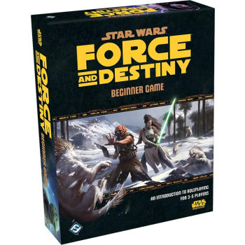 Star Wars: Force and Destiny: Beginner Game