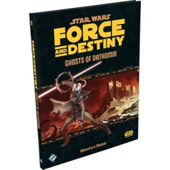 Star Wars: Force and Destiny: Ghosts of Dathomir