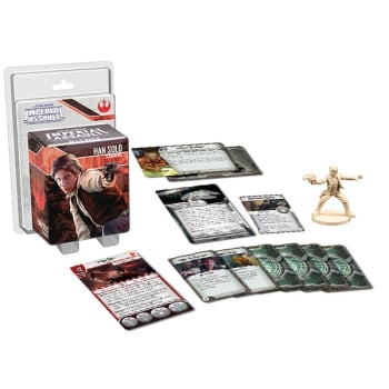 Star Wars Imperial Assault: Han Solo Ally Pack