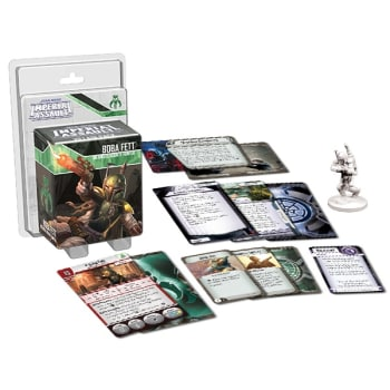 Star Wars Imperial Assault: Boba Fett, Infamous Bounty Hunter Villain Pack