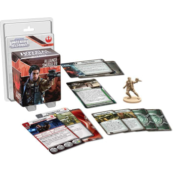 Star Wars Imperial Assault: Alliance Smuggler Ally Pack