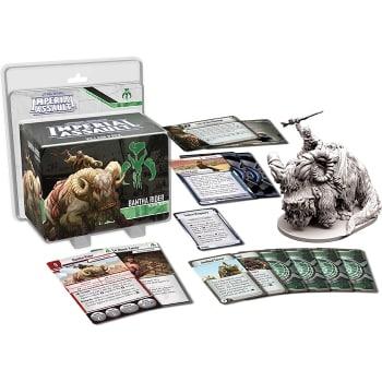Star Wars Imperial Assault: Bantha Rider Villain Pack