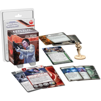 Star Wars Imperial Assault: Leia Organa Ally Pack