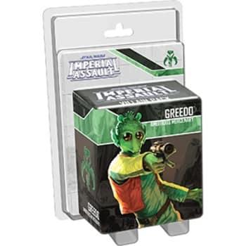 Star Wars Imperial Assault: Greedo Villain Pack