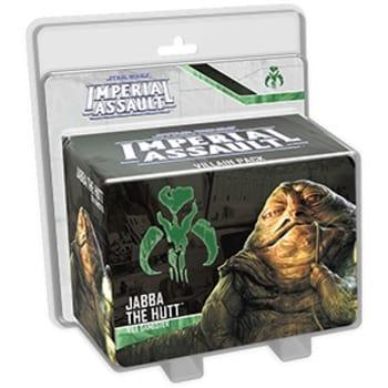 Star Wars Imperial Assault: Jabba the Hutt Villain Pack
