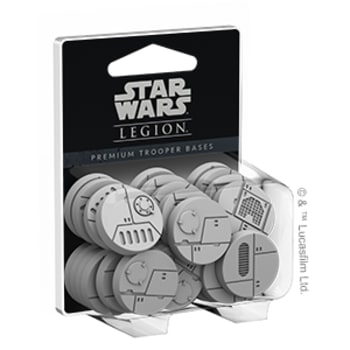 Star Wars: Legion Premium Trooper Bases