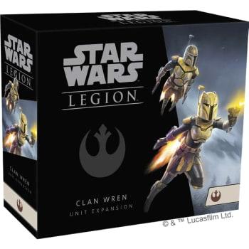 Star Wars: Legion Clan Wren Unit Expansion