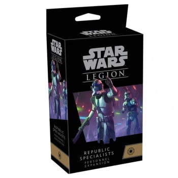 Star Wars: Legion Republic Specialists Personnel Expansion