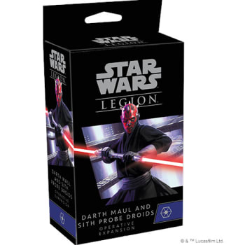 Star Wars: Legion - Darth Maul & Sith Probe Droids Operative Expansion