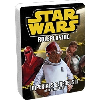 Star Wars Roleplaying Game: Imperials and Rebels II