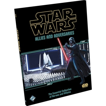 Star Wars Roleplaying Game: Allies and Adversaries