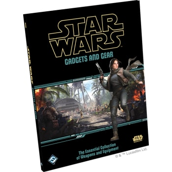 Star Wars Roleplaying Game: Gadgets and Gear