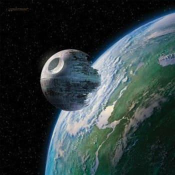 X-Wing: Death Star II Play Mat