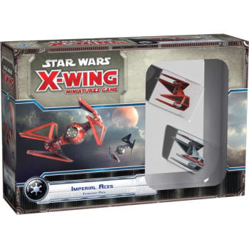 X-Wing: Imperial Aces Expansion Pack